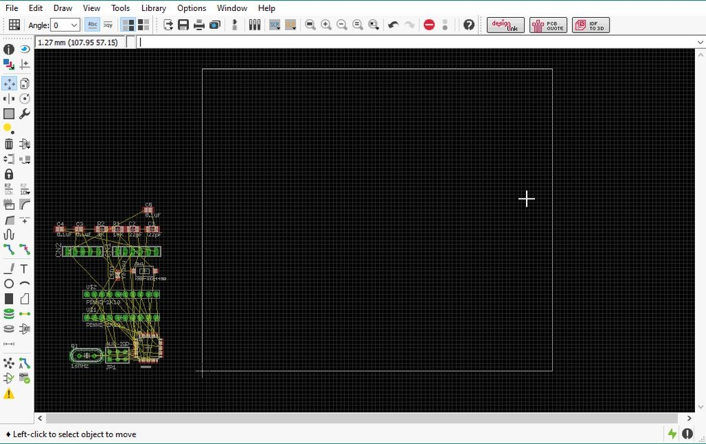 Importing the Schematic File to PCB Editor