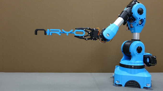 Niryo One, Your Next Affordable 6-Axis Robotic Arm