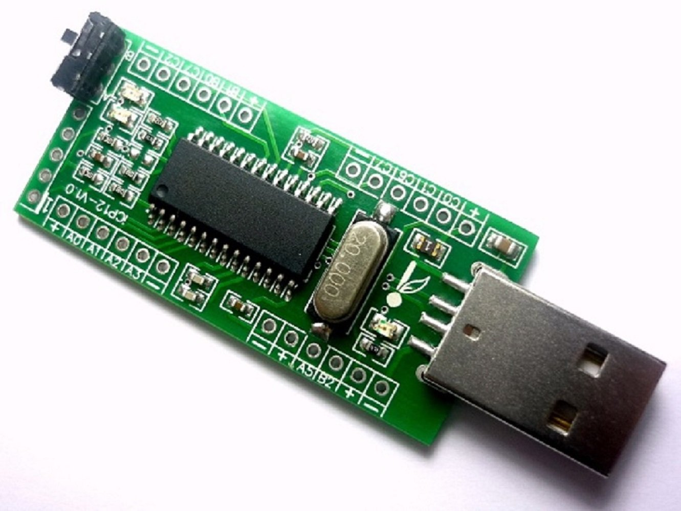 ICP12 USBSTICK, A New Tool for Signals Control & Monitoring