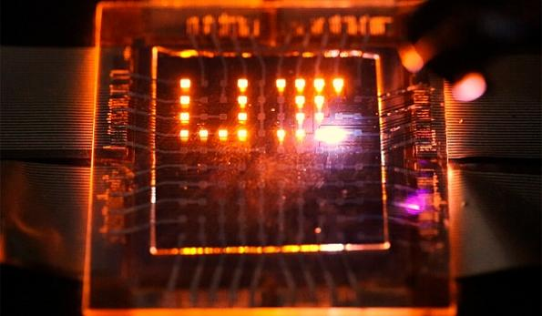 The New Light-responsive Nano LEDs