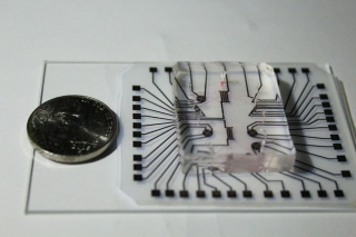 Super cheap 'lab-on-a-chip'