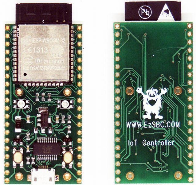 Arduino-Programmable ESP32 Development Board