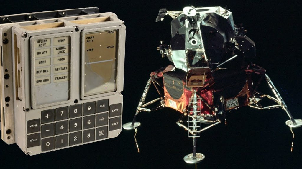 How Do NASA's Apollo Computers Stack Up to an iPhone?