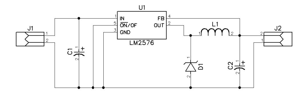 5v  3a Switching Power Supply
