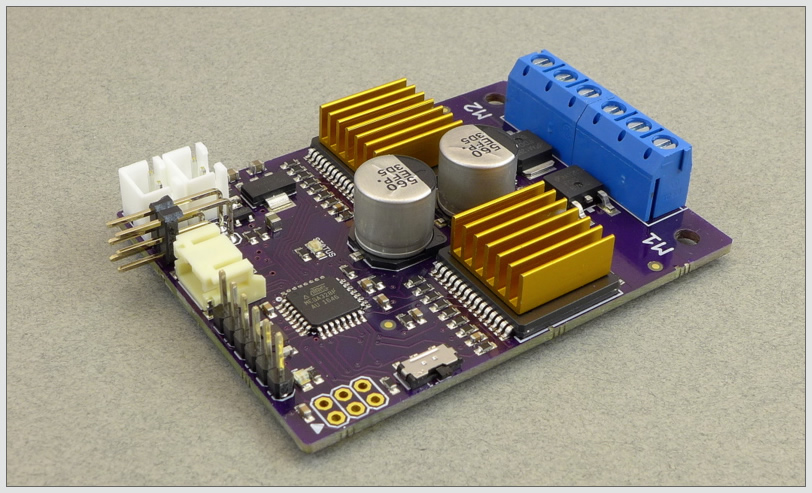 Scout ESC,  A New Tank Controller Board By Open Panzer
