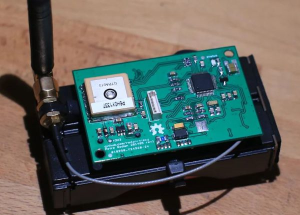 GPS tracking with an MSP430F5510 over GPRS
