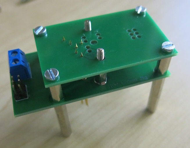 A simple and reliable programming & test jig