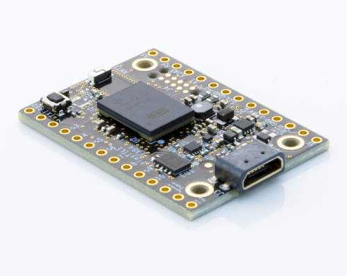 tinyTILE, An Intel Development Board Based on Intel Curie Module