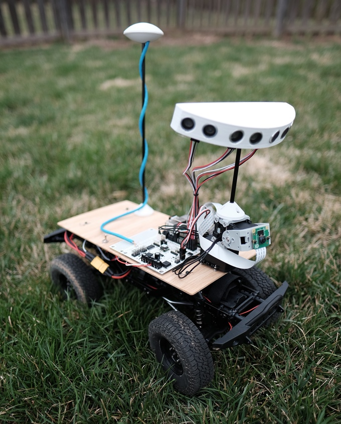 Robot Core – The Ultimate Raspberry Pi Robot Controller
