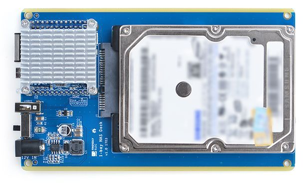 NanoPi NEO kit lets you build your own network-attached storage system for about $30