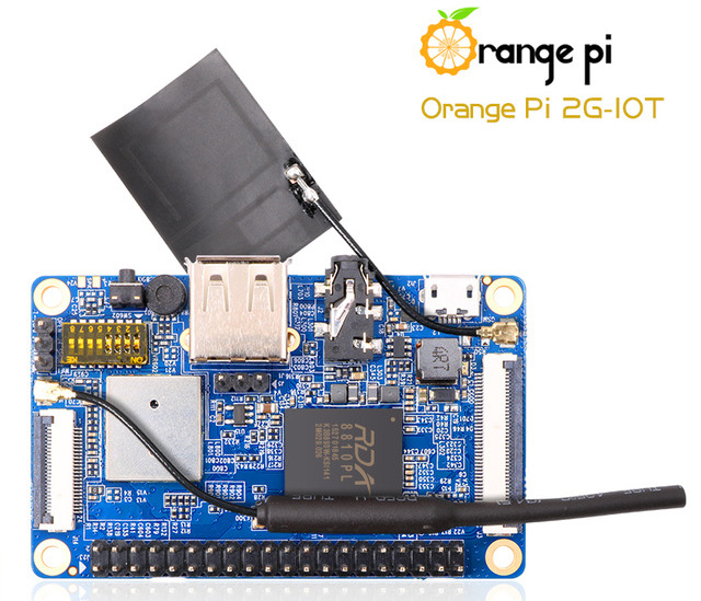$10 Orange Pi 2G-IoT Competing With Pi Zero W