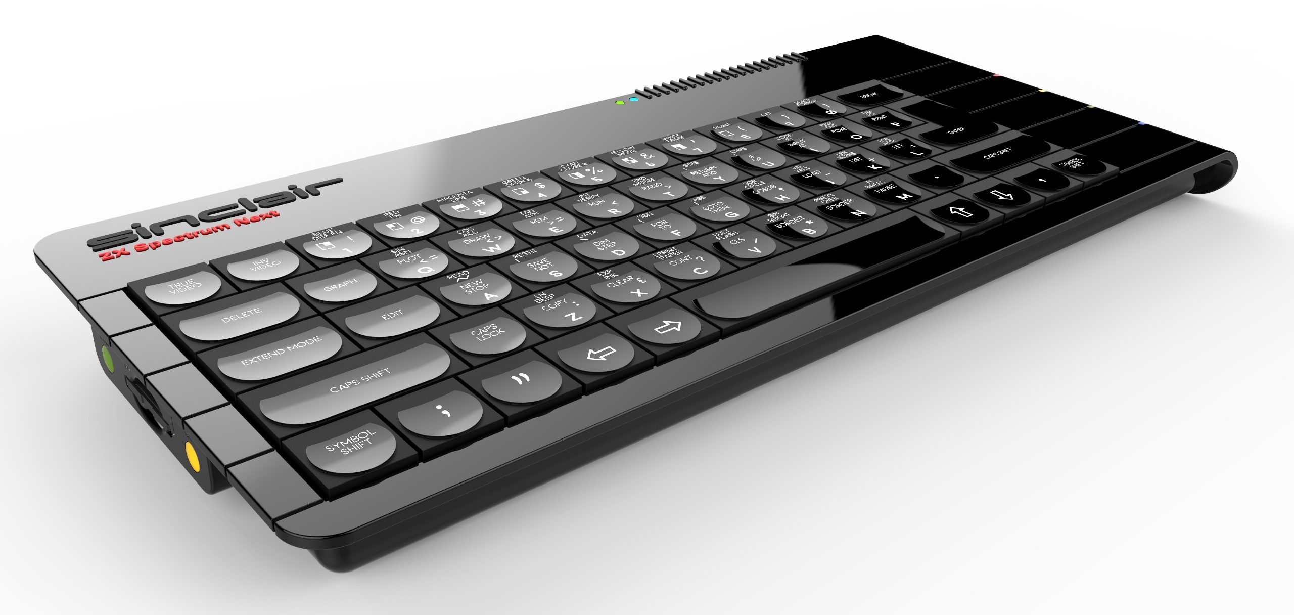 Spectrum Next, A New of ZX Spectrum