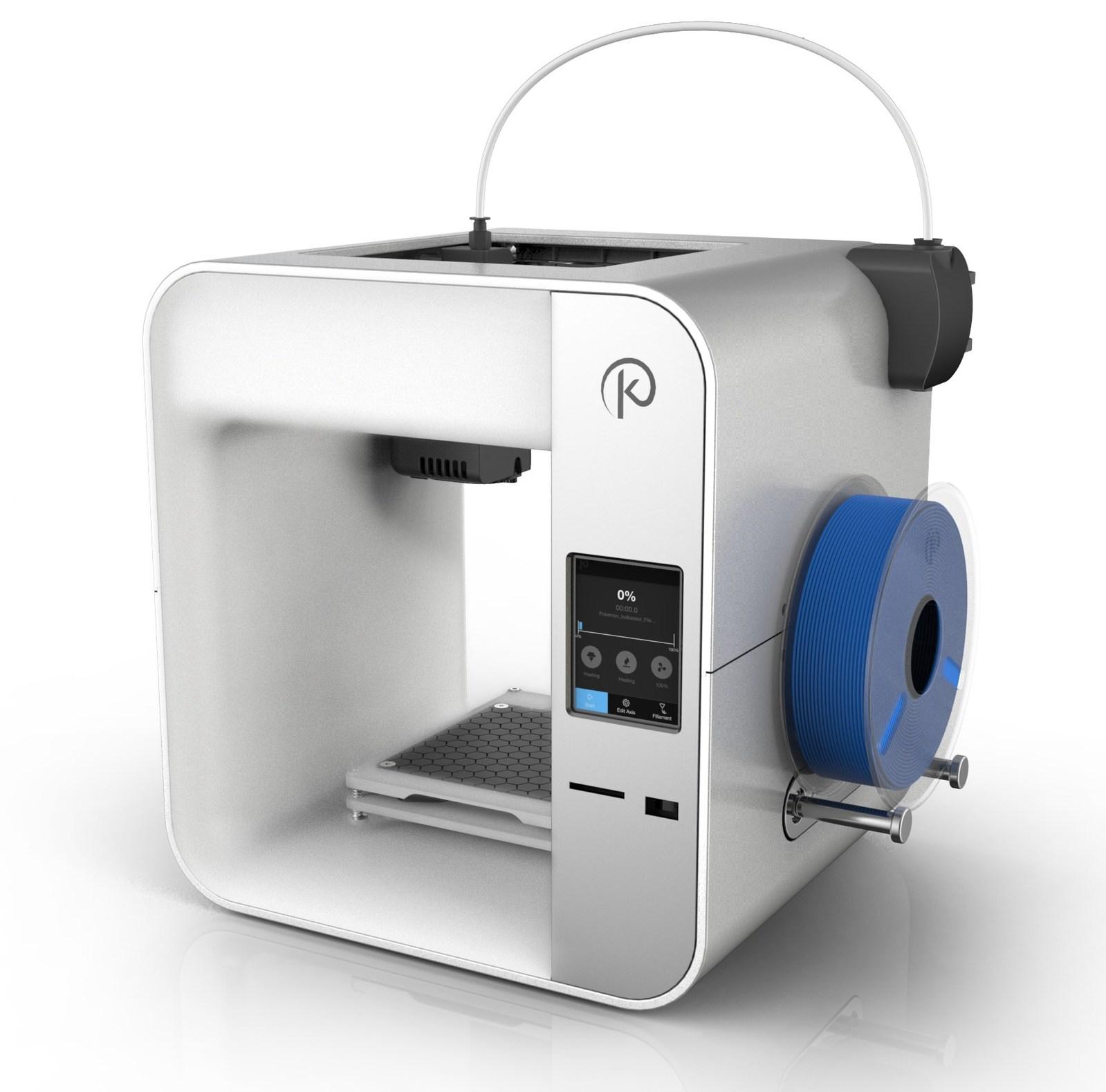 Meet Obsidian, A $99 Plug & Print 3D Printer