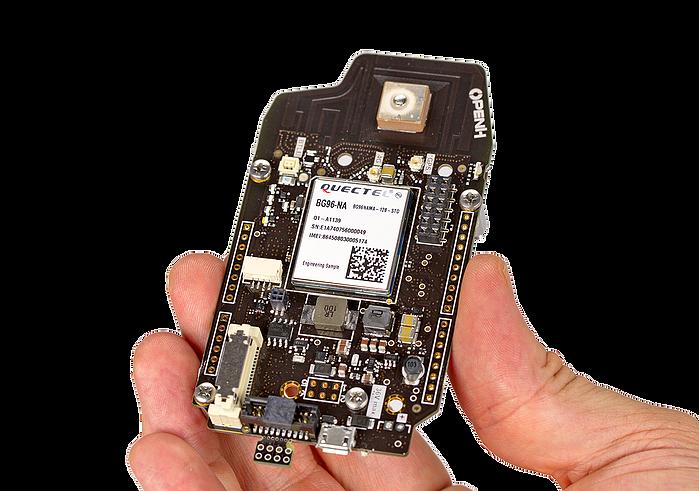 Pulsar™ – a 4G cellular board