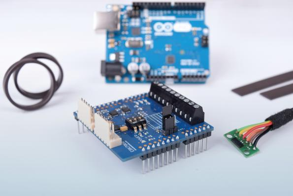Explore magnetoresistive sensing with Arduino