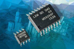 New current sensors have no magnetic circuits