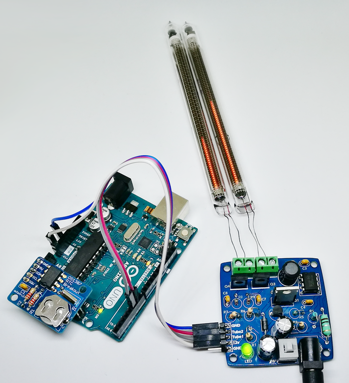 Nixie Bargraph Kit