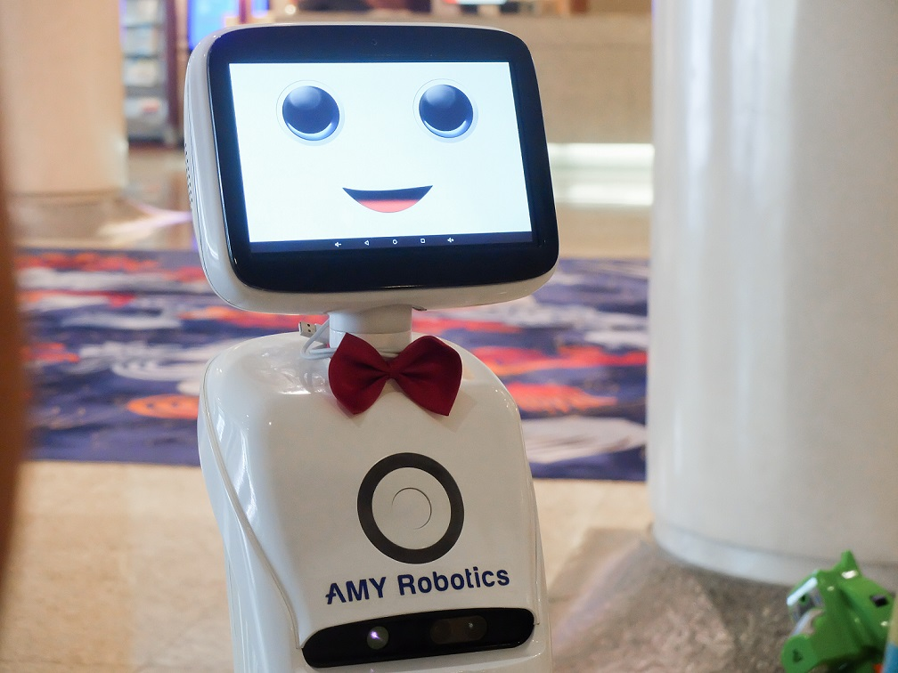 AMY Robotics, Multifunctional Autonomous Mobile Robots