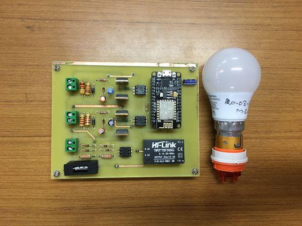 multichannel wireless light dimmer electronics labmultichannel wireless light dimmer