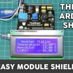 Arduino Easy Module Shield Tutorial – Is this the best Arduino Shield