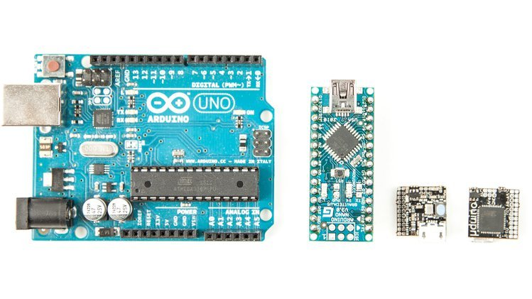 µduino, The Smallest Arduino Ever