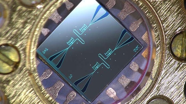 Nanoscale refrigerator helps quantum computers keep their cool
