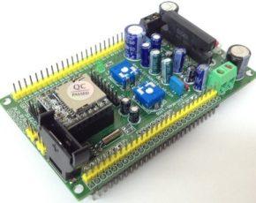 MP3 Module & RTC DS1307 Shield For 28/40 Pin PIC Development Board