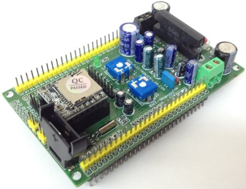 MP3 Module & RTC DS1307 Shield For 28/40 Pin PIC Development Board