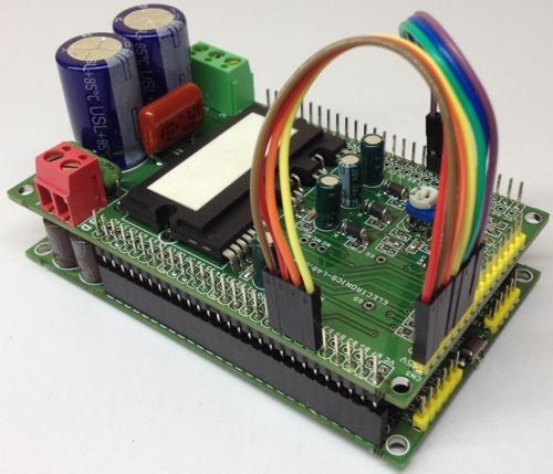 Inteligent Power Module Ipm Board For Brushless Motors Electronics Lab Com