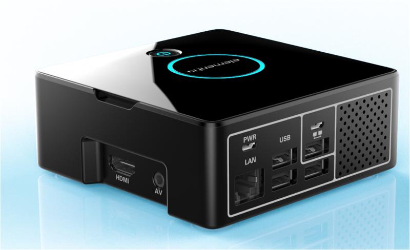 Pi Desktop Case – include peripherals too
