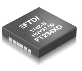 FT234XD – USB to BASIC UART IC