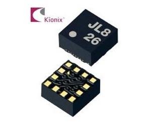 Tri-axis sensor embeds pedometer
