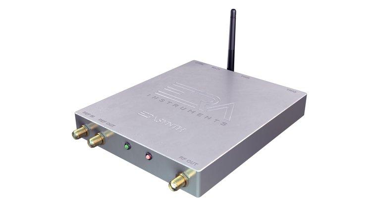 ERASynth, An Arduino-Compatible RF Signal Generator
