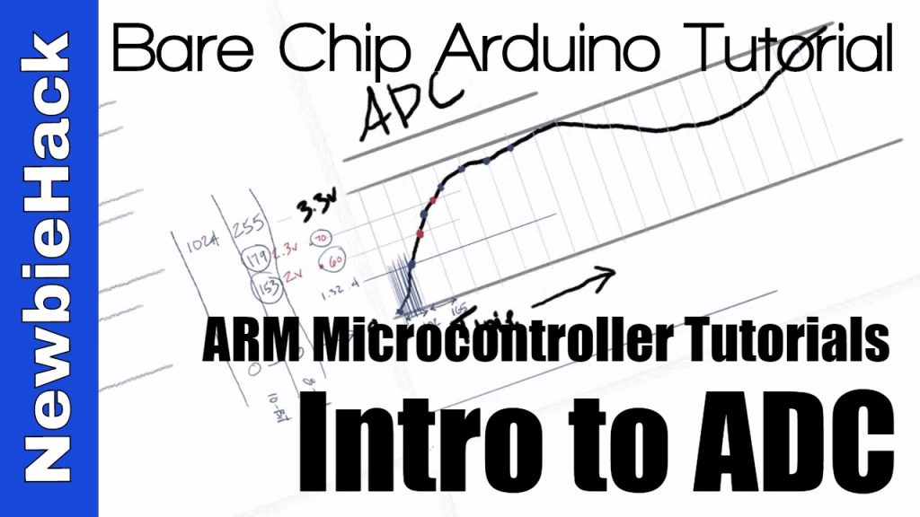 How to use the ADC for ARM Microcontrollers Tutorial