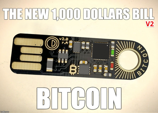 Opendime v2 – Genuine Verified Bitcoin Credit Stick