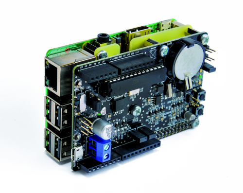 RandA, Combining Raspberry Pi & Arduino