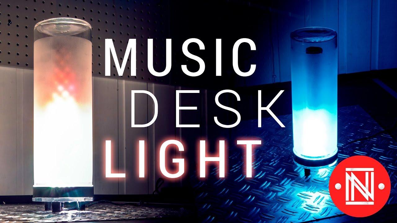 HOW-TO: Music Reactive Desk Light