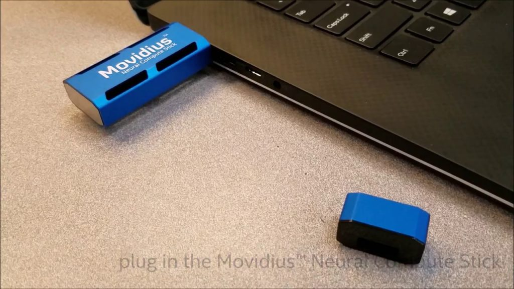 Movidius Deep Learning USB Stick by Intel