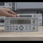 Teardown & Repair of an Agilent 53152A 46GHz Microwave Frequency Counter