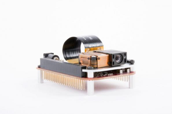 "TI packages DLP Pico projector display tech for ""any low-cost processor"""