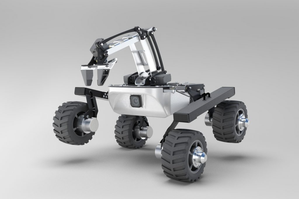 Turtle Rover – World's First Rover for Earth Exploration