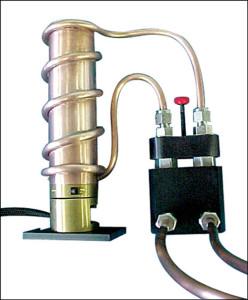 Mercury arc lamps generate light in terahertz