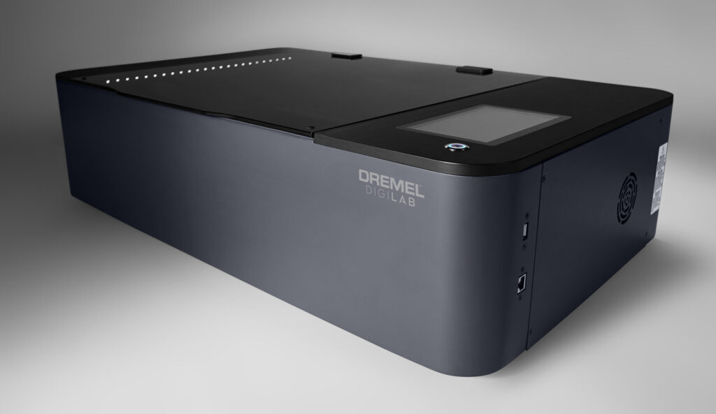Dremel Introduces The First-Ever Dremel Digilab Laser Cutter