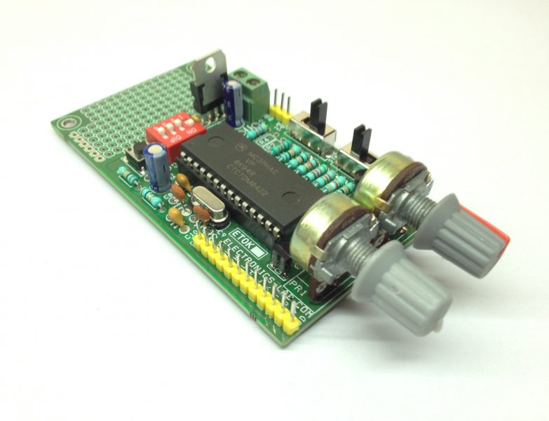3 Phase AC Motor Controller