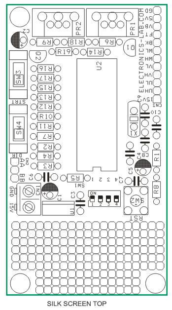 3 Phase Ac Motor Controller Electronics Lab