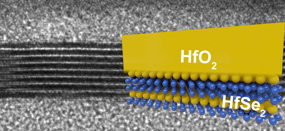 New Ultrathin Semiconductors Can Make More Efficient and Ten Times Smaller Transistors Than Silicon