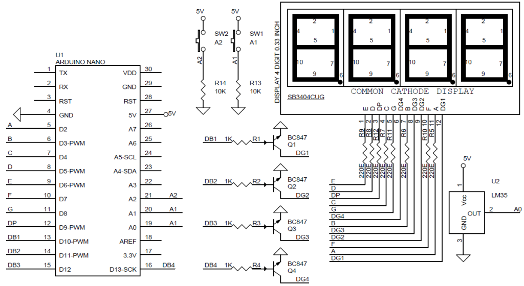 led tact switch schematic tact switch circuit