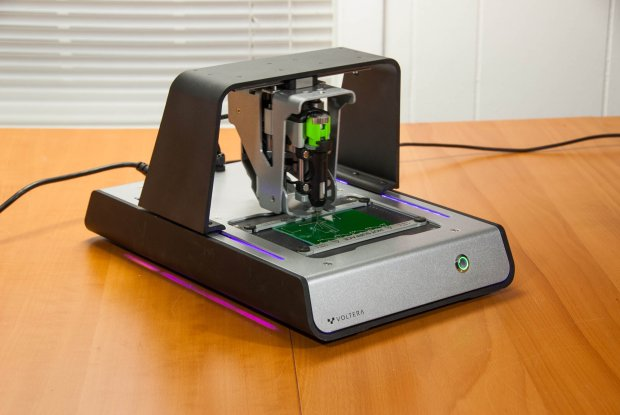 PCB Prototyping Is Much Easier Than Before With This PCB Printer