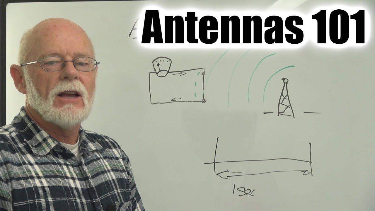 How do antennas work?