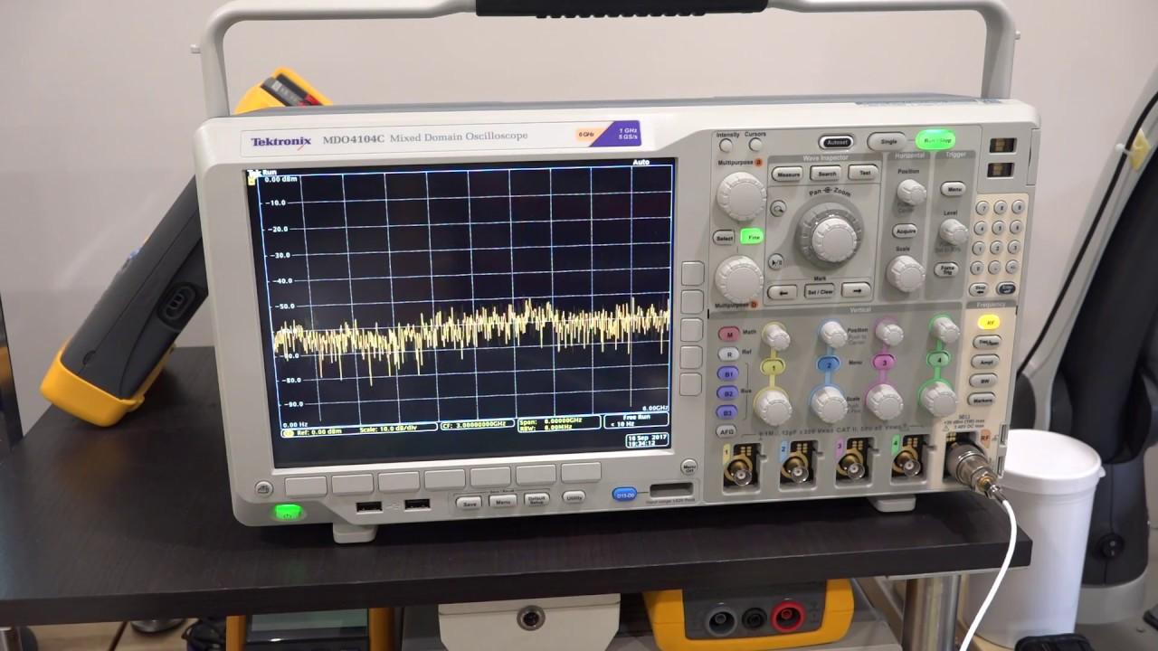 Teardown, Repair & Upgrade of an Agilent E4405B 13.5GHz ESA-E Spectrum Analyzer